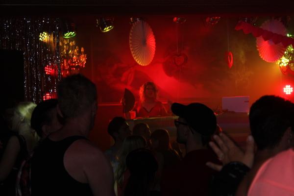 Red Area Destiny Drescher sHe Party