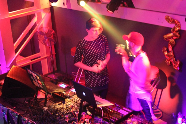 DJ Jaycap Lara Liqueur Love Celebration